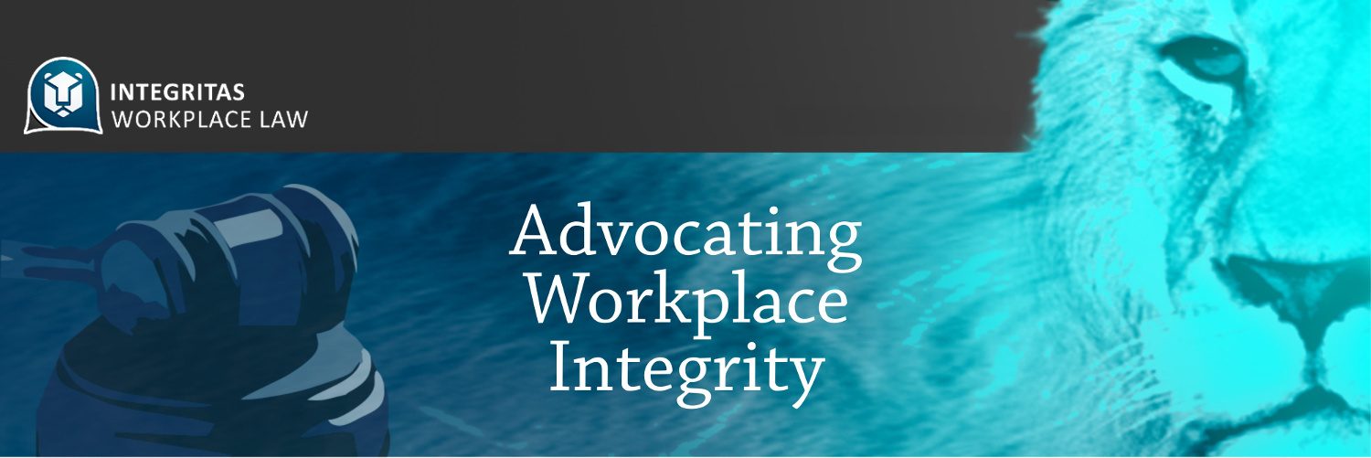Advocating Workplace Integrity